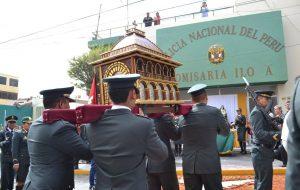 Reliquias de Santa Rosa de Lima en Ilo