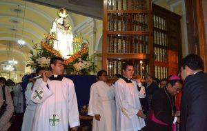 Festividad de la Virgen del Rosario 2017