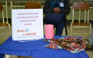 """Feria Vocacional REDEScubre tu Vocación """"Dale Like a Jesús"""""""