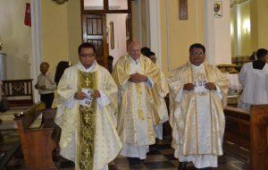 58 Aniversario Sacerdotal del Padre Bernardi