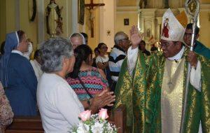 33 Aniversario Sacerdotal de Monseñor Marco Antonio -Obispo de Tacna y Moquegua