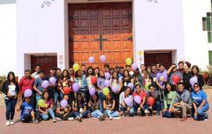"""Jornada de Espiritualidad """"Jóvenes al Encuentro del Espíritu Santo"""" en Tacna"""