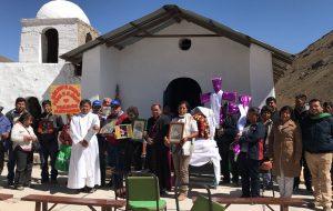 Visita Pastoral del Obispo a la Comunidad Parroquial San Agustín de Torata – Moquegua