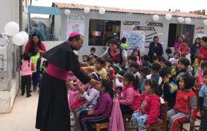 Visita Pastoral del Obispo a la Parroquia Sagrado Corazón de Jesús -Ilo