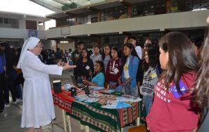 """Encuentro Juvenil Vocacional """"Yo soy el presente de la Iglesia"""""""
