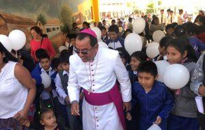 Visita Pastoral del Obispo a Locumba Ilabaya y Toquepala
