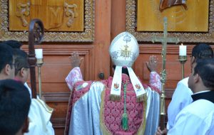Misa de Apertura del Jubileo Diocesano por los 75 años de la Diócesis de Tacna y Moquegua