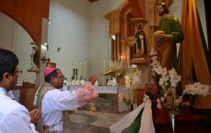 Fiesta en honor a «San José» y Día del Seminario de la Diócesis de Tacna y Moquegua