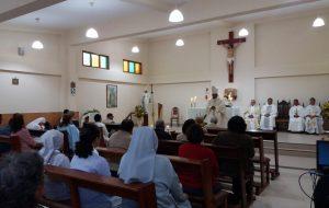 Asilo San José realizó actividades en honor a San José