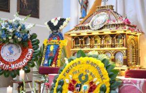 Reliquias de Santa Rosa de Lima en Moquegua
