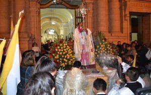 Misa y procesión del Corpus Christi – 2017