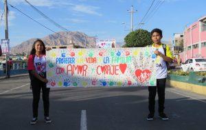 Marcha por la Vida y la Familia en Moquegua – 2017