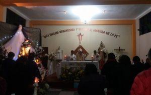 Bodas de Rubí de la Capilla Santa Rosa de Lima – Tacna