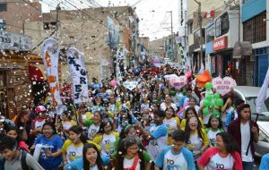Marcha por la Vida y la Familia en Ilo – 2017