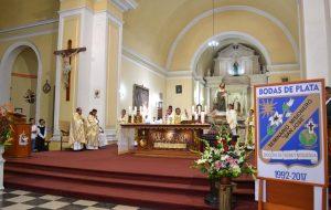 Inauguración del Año Jubilar – Bodas de Plata del Seminario San Jose