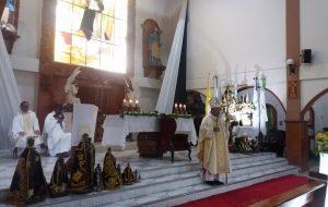 Fiesta de San Martín de Porres en Tacna
