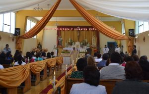 Última Misa en la Capilla del Hospital Regional de Tacna