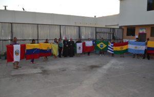 Visita del Nuncio Apostólico Mons. Nicola Girasoli al Centro de Atención al Migrante