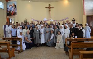 Encuentro del Representante del Papa en el Perú, Mons. Nicola Girasoli con las Comunidades Religiosas en Tacna
