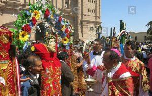 Fiesta de las Cruces 2018 en Tacna