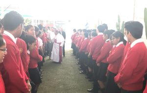 Visita Pastoral a la Parroquia San Antonio de Padua en Moquegua