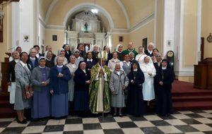 Día de la Vida Consagrada – Eucaristía en la Catedral de Tacna realizada el 12 de Agosto del 2018