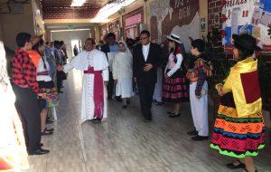 Visita Pastoral del Obispo a la Parroquia Santa Catalina – Moquegua