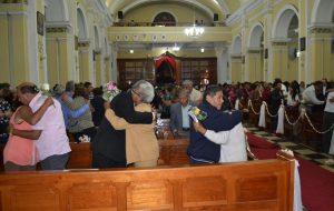 Encuentro de Parejas con Dios Eucaristía en el día de San Valentín – Catedral de Tacna