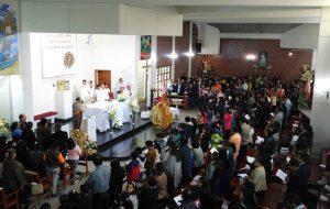 Visita Pastoral de la Parroquia San Pedro Apóstol de Tacna